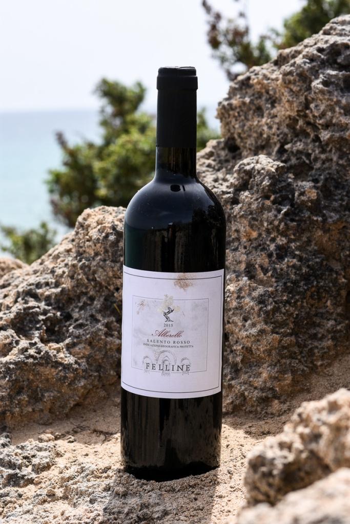 Salento Rosso-Alberello