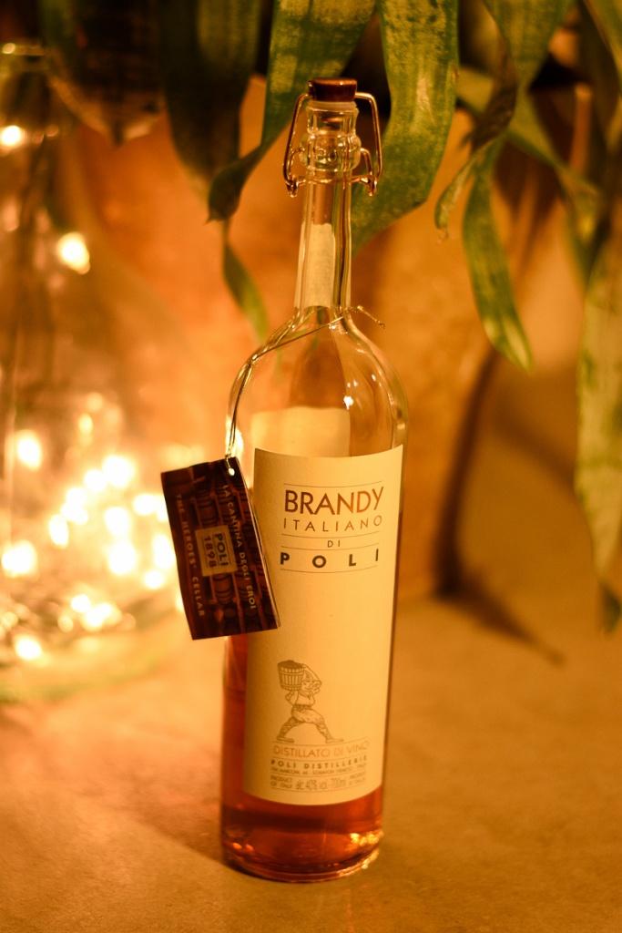 Brandy Italiano di Poli - Distillato di vino