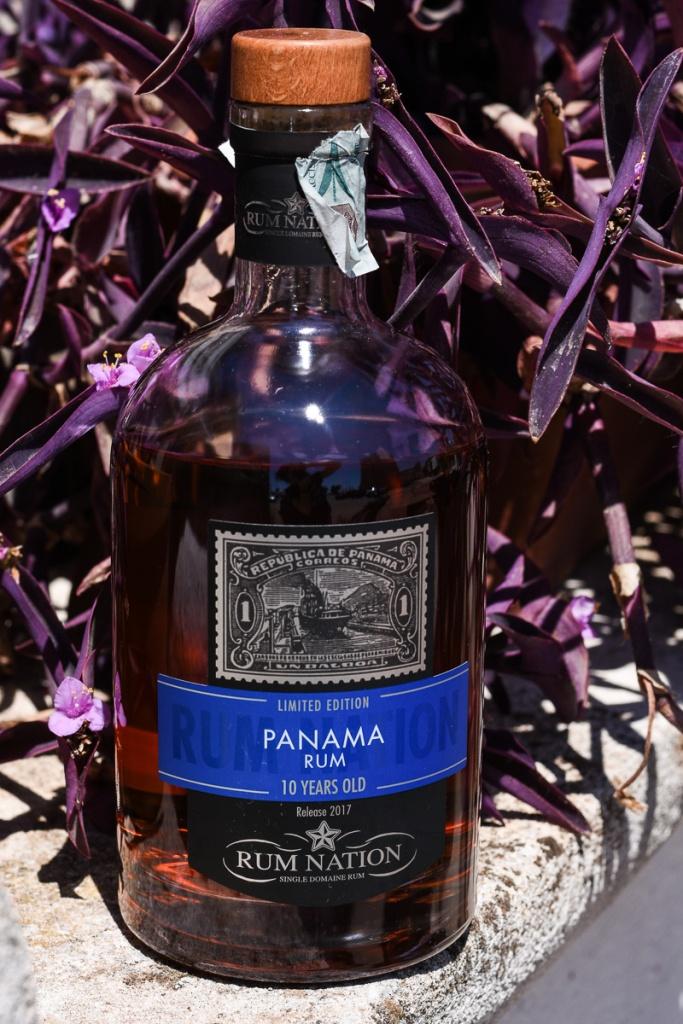Panama rum -10 anni